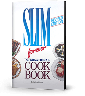Slim Forever – International Cook Book – Revised Edition